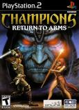 Champions: Return to Arms (PlayStation 2)